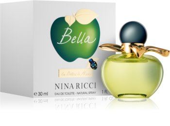 Nina Ricci Bella eau de toilette para mujer 30 ml