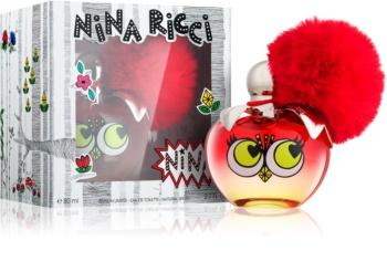 Nina Ricci Les Monstres de Nina Ricci Nina eau de toilette per donna 80 ml edizione limitata