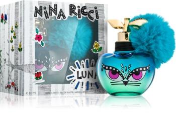 Nina Ricci Les Monstres de Nina Ricci Luna toaletná voda pre ženy 80 ml limitovaná edícia