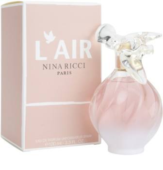 Nina Ricci L'Air Eau de Parfum Damen 100 ml
