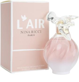Nina Ricci L'Air Eau de Parfum voor Vrouwen  100 ml