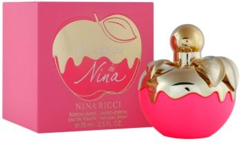 Nina Ricci Les Delices de Nina toaletní voda pro ženy 75 ml