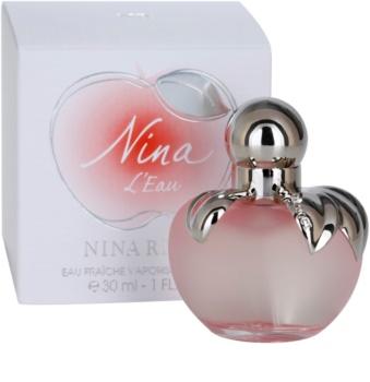 Nina Ricci Nina L'Eau eau de toilette nőknek 30 ml