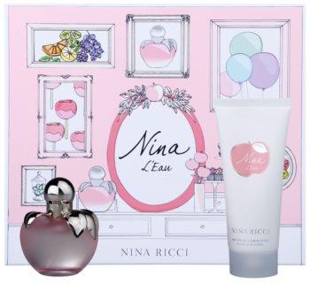 Nina Ricci Nina L'Eau Gift Set II.