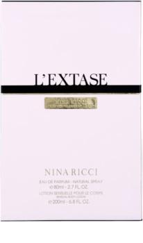 Nina Ricci L'Extase Gift Set III.