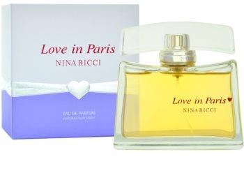 Nina Ricci Love in Paris Eau de Parfum voor Vrouwen  50 ml