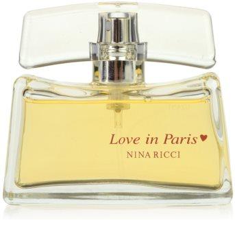 Nina Ricci Love in Paris eau de parfum pentru femei 50 ml