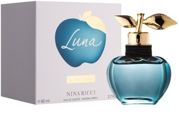 Nina Ricci Luna Eau de Toilette for Women 80 ml