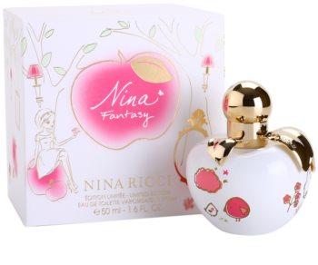 Nina Ricci Nina Fantasy toaletná voda pre ženy 50 ml