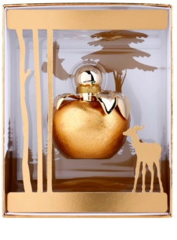 Nina Ricci Nina Edition d´Or eau de toilette pentru femei 80 ml