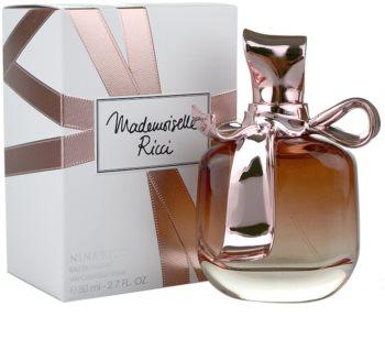 Nina Ricci Mademoiselle Ricci eau de parfum nőknek 80 ml