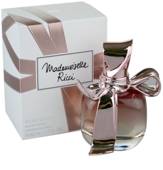 Nina Ricci Mademoiselle Ricci eau de parfum per donna 50 ml