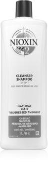 Nioxin System 2 čisticí šampon pro jemné až normální vlasy