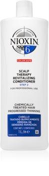 Nioxin System 6 balsamo rivitalizzante per capelli trattati chimicamente