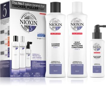 Nioxin System 5 Cosmetic Set