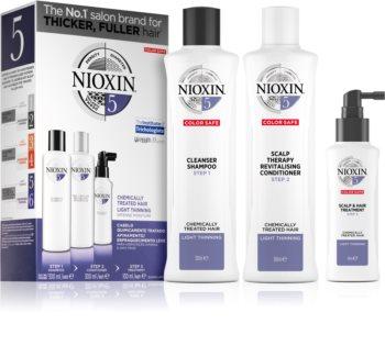 Nioxin System 5 kozmetická sada