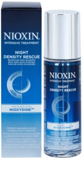 Nioxin Intensive Treatment cuidado de noite para queda de cabelo