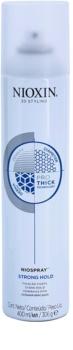 Nioxin 3D Styling Pro Thick fixativ pentru fixare si forma