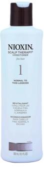 Nioxin System 1 Scalp Therapy lahek balzam za tanke lase