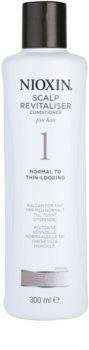 Nioxin System 1 könnyű kondicionáló a finom hajért