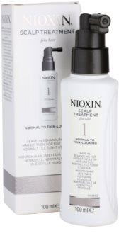Nioxin System 1 ošetření pokožky pro jemné nebo řídnoucí vlasy