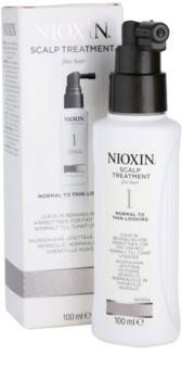 Nioxin System 1 ošetrenie pokožky pre jemné alebo rednúce vlasy