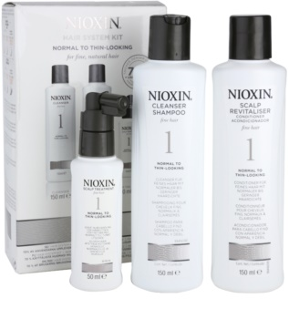 Nioxin System 1 kozmetická sada I.