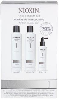 Nioxin System 1 kosmetická sada I.