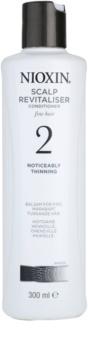 Nioxin System 2 kondicionáló a finom természetes haj jelentős elvékonyodása ellen