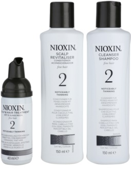 Nioxin System 2 lote cosmético I.