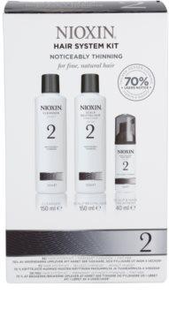 Nioxin System 2 Kosmetik-Set  I.