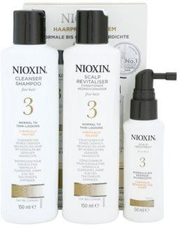 Nioxin System 3 kozmetická sada I.