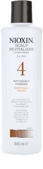 Nioxin System 4 après-shampoing pour les cheveux peu épais, fins et chimiquement traités