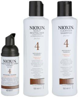 Nioxin System 4 Kosmetik-Set  I.