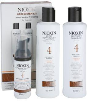 Nioxin System 4 Cosmetic Set I.