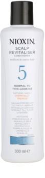 Nioxin System 5 lekka odżywka przy lekkim wypadaniu włosów normalnych i grubych naturalnych oraz po chemicznej pielęgnacji