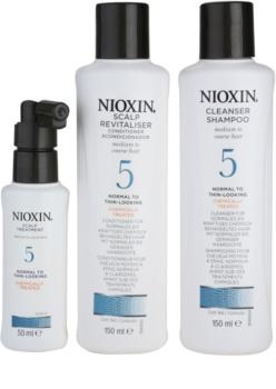 Nioxin System 5 kosmetická sada I.
