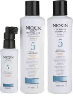 Nioxin System 5 set cosmetice I.