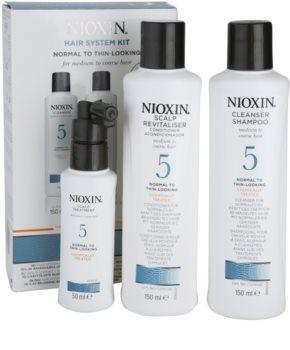Nioxin System 5 kit di cosmetici I.