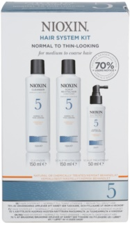 Nioxin System 5 kozmetični set I.