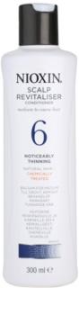 Nioxin System 6 легкий кондиціонер для нормального, грубого та  хімічно пошкодженого волосся з  тенденцією до активного випадіння
