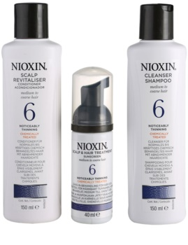 Nioxin System 6 kosmetická sada VI.