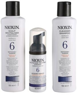 Nioxin System 6 kozmetická sada VI.
