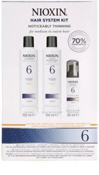 Nioxin System 6 zestaw kosmetyków VI.