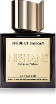 nishane suede et safran