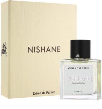 Nishane Ambra Calabria parfüm kivonat unisex 50 ml