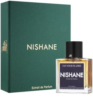 Nishane Fan Your Flames extrato de perfume unissexo 50 ml
