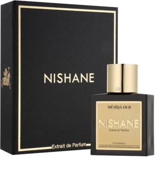 Nishane Musiqa Oud extrait de parfum mixte 50 ml