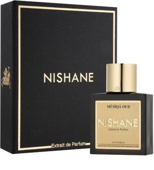 Nishane Musiqa Oud parfémový extrakt unisex 50 ml