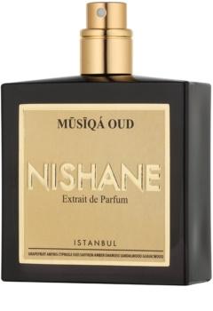 Nishane Musiqa Oud ekstrakt perfum tester unisex 50 ml